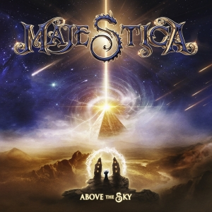 Majestica - Above the Sky - Artwork