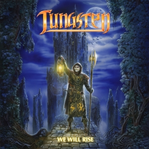 Tungsten - We Will Rise - Artwork